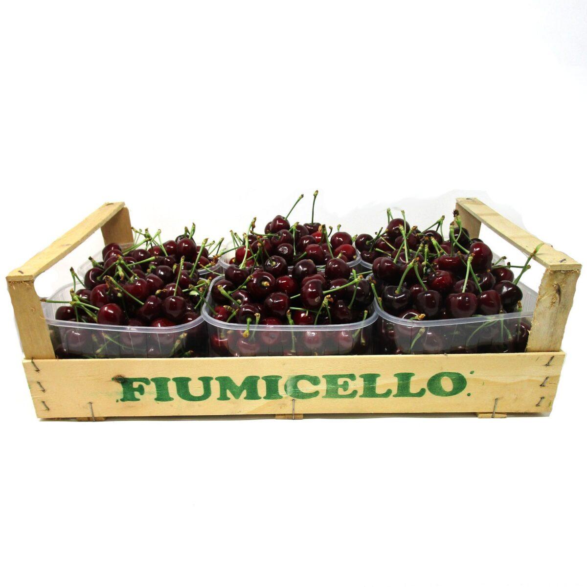 Ciliegie Cassetta | Azienda Agricola Feresin